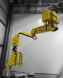 dalmec industrial manipulators and material handling