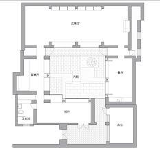 Images Of Floor Plans Gallery Of No 18 Guan Shu Yuan Hutong Atelier Liu Yuyang
