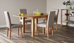 Asda Direct Armchairs George Home Upholstered 2 Dining Chairs Grey Oak Home U0026 Garden