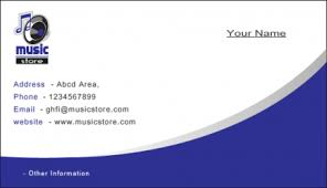 business card templates ms word