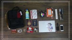 Montana travel essentials images Travel kit essentials jpg