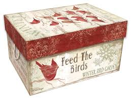 lang bob s winter pallet ornament box reviews wayfair