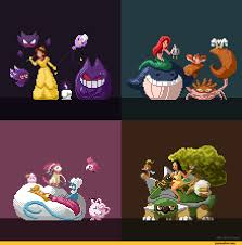 Princess Trainer Game - gif gif animation animated pictures games pokemon fandoms disney