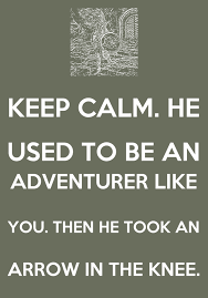 Keep Calm And Memes - keep calm poster skyrim meme xd by thehylianhaunter on deviantart