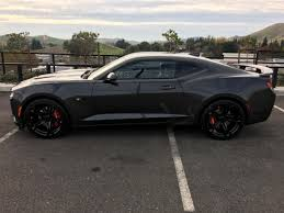 camaro 1le black nightfall grey chevrolet camaro ss 1le lt ls zl1 mrr m017 gloss