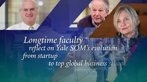 entering our fifth decade faculty look back yale of