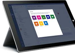 Office Desk Top View Png Microsoft Teams Download