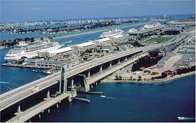 Car Rentals At Miami Cruise Port Port Of Miami World U0027s Busiest Cruise Port