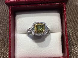 diamond rings box images Red box sale 50 off princess cut diamond band neenah wi jpg