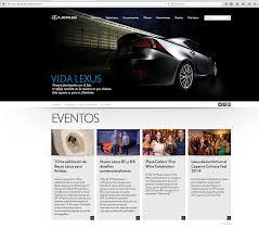 lexus website case study rachel hernández pumarejo u2013 page 2 u2013 user experience designer