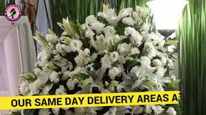 sympathy flowers delivery philippines same day sympathy flowers delivery