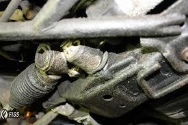 lexus is300 oil is300 jzx90 jzx100 jzx110 solid steering rack bushings v2