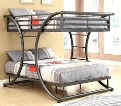 Bunk Bed Futon Combo Bunk Bed With Futon Size Bunk Bed Futon Bottom