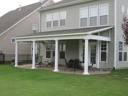 Covered Patios Designs Backyard Patio Cover Cost Home Outdoor Decoration
