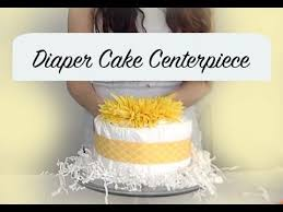 cake centerpiece how to make a cake centerpiece