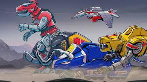 saban u0027s mighty morphin power rangers mega battle ps4