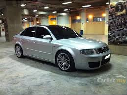 audi a4 2004 silver audi a4 2004 t 1 8 in selangor automatic sedan silver for rm