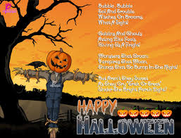 Funny Halloween Poems That Rhyme Halloween Birthday Quotes 2 The Biggest Poetry And Wishes Website