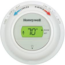 new cool on flashing honeywell thermostat 62 for simple cover