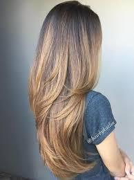Stufenschnitt Lange Haare by Stufenschnitt Glatte Lange Haare