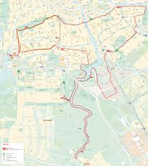 Map A Running Route by Amsterdam Marathon Course The Race Is October 21 2012 And Will