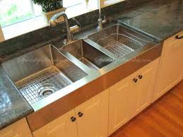 where are kraus sinks made kraus khf20333kpf1612ksd30ch 33 inch farmhouse double bowl stainless