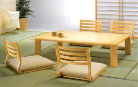 Japanese Desk Japanese Dining Room Furniture From Hara Design