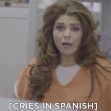 Soraya Meme - soraya in orange is the new black season 5 promo popsugar latina