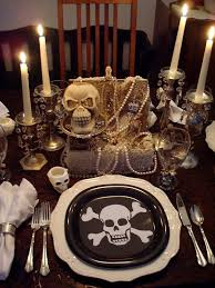 Table Party Decorations Best 25 Pirate Party Tables Ideas On Pinterest Pirate Party