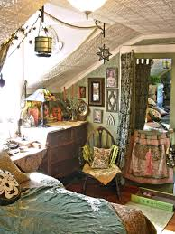 bedroom bohemian themed bedroom with bohemian hippie decor also