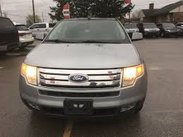 ford crossover 2007 ford edge 2007