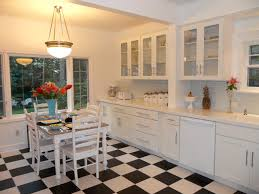 Kitchen Design Ideas With White Cabinets White Kitchen Cabinets With Glass Doors 15182