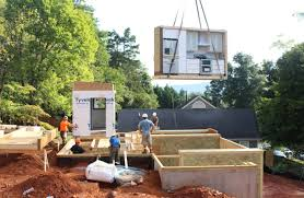with workers scarce more home builders turn to prefab