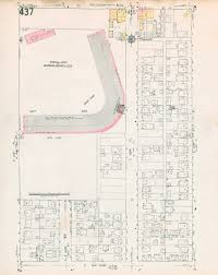 Los Angeles Air Quality Map by South Los Angeles Wrigley Field 1953 Sanborn Map Company Los