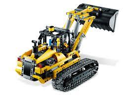 motorized excavator 8043
