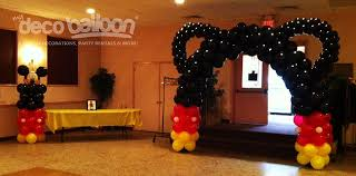 mickey mouse decorations balloon decorations balloon decorations in new jersey balloon