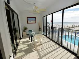 great studio enclosed balcony bender homeaway gulf shores