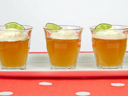 pineapple mojito gelatin shot recipe ingrid hoffmann food network