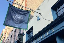 Flag Of New York City Sadelle U0027s Is Now Serving Bagels And Smoked Fish To The Good People
