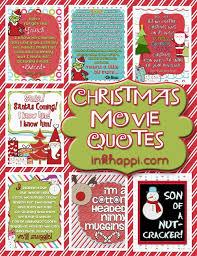 christmas movie quotes free printables free printables xmas