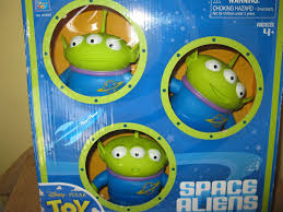 toys disney pixar toy story collection space aliens 3 pack unopened