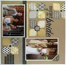 wedding scrapbook ideas the 25 best wedding scrapbook layouts ideas on