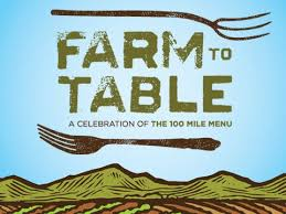 farm to table concept i like the farm to table concept in america knowing where our