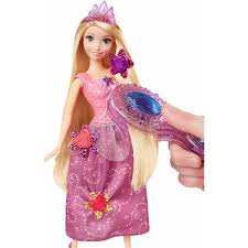 disney princess gem styler rapunzel doll walmart