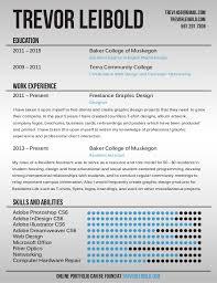 graphic design resume graphic design resume