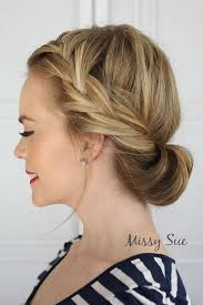 tuck in hairstyles braid 7 tuck and cover french braid