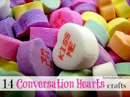 valentines hearts candy 274 best conversation hearts images on