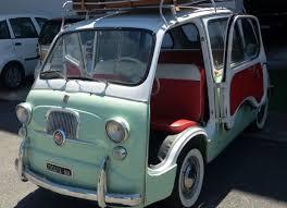 fiat multipla for sale no reserve restoration 1965 fiat 600 multipla bring a trailer