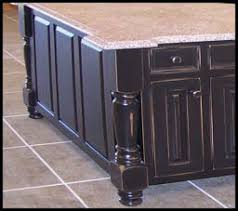 kitchen island columns kitchen island legs