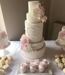 wedding cake asda cake week blue door bakery